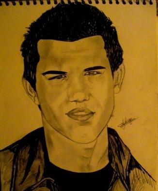 Taylor Lautner by inaya33